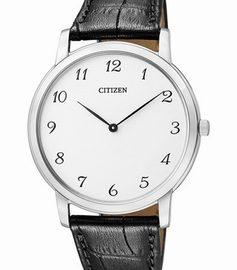 Citizen heren horloge Eco-Drive AR1110-02B -0